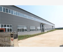 prefabricated light structure luxury steel structure warehouse metal building kit