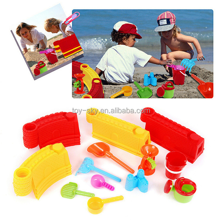 Camping Toys Product : Summer outdoor toy children beach plastic sand