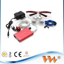 flip up dental loupe low price magnifying loupes