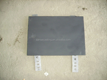 Factory direct selling grey iron sand casting parts, cast iron industrial part