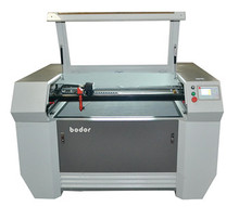 Hot sale!Automatic camera positioning laser cutting machine , 2 years warranty!