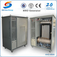 HHO gas generator fuel saving kit for boiler hydrogen generator for boiler