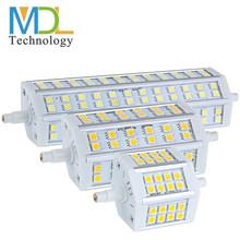 Led <span class=keywords><strong>R7S</strong></span> luz SMD 6 W 78 MM ce rohs reemplazar la lámpara halógena