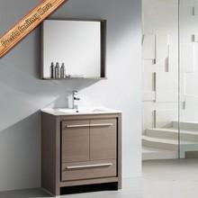 Modern vanity cabinet cheap beautiful home bathroom furniture