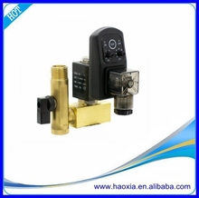 """AC220V 1/2"""" inch Brass water drain Solenoid Valve Flow Control for good quality"""