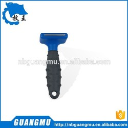 pet plastic hair combs dog comb pet grooming brushGM539