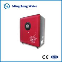 Domestic ultrafiltration water softener