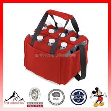 Picnic Time 12-Pack Neoprene bottle bag Cooler/Tote Bag(ES-Z101)