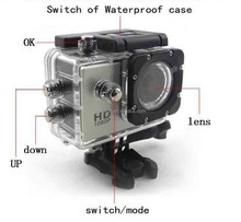 wifi sports camera Waterproof Car Cam Bicycle Sports Action HD 12MP 1080P Camera DV Recorder SJ4000