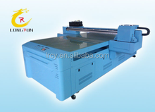 uv flatbed printer with high speed&high precious LR-UV2513
