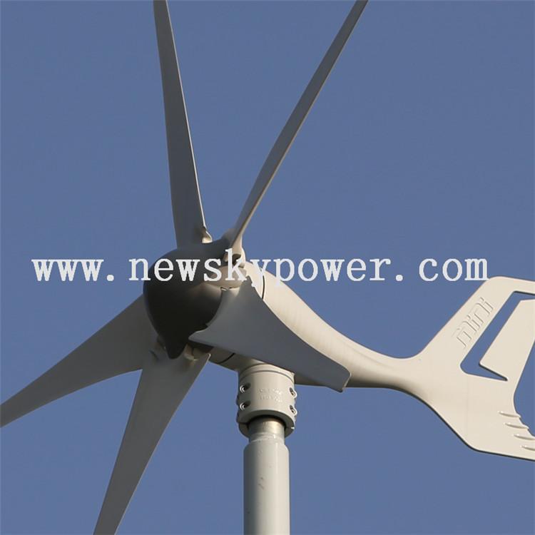 Pdf Small Electric Motor Windmill Tree Energy