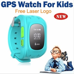 New Bluetooth SIM card family calls function kids watch gps tracking and sos
