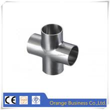 pipe fitting bathroom accessory welded cross