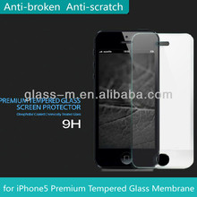 Finger proof mobile phone display guard/Skin/Sticker For Iphone 4/4s/5/5s/5c