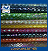 2015 shiny pvc leather for shoes