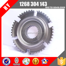 Qijiang Gearbox Synchronizer Hub for kinglong bus s6-90 1268304143