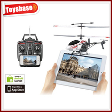 JXD 352W Newest Wifi/iphone/android/ wirelessc control 3.5ch iphone&android rc helicopter with camera