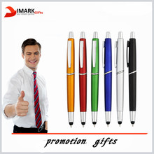 logo print write and touch screen pen