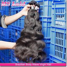 best quality virgin Ms Lula hair body wave fast delivery wholesale hair extensions