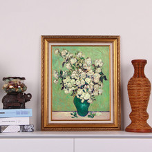 Famous flower oil painting reproduction from Van Gogh