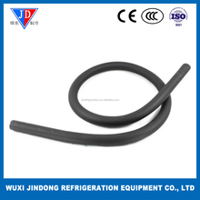 1/2'' Inner diameter foam rubber insulation tube, insulation pipe for air conditioner and HVAC system
