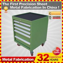 OEM or ODM tool multi drawer cabinet with 32-year experience