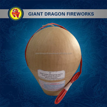 """Chinese Firecrackers For Sale 1.3G UN0335 Display Fireworks 8"""" Inch Shell Fireworks Prices"""