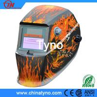 CE EN379 EN175 Custom welding filter face protective welder's mask auto darkening welding helmet/mask