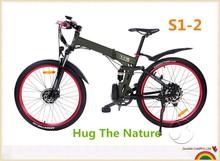 wholesale china factory folding electric mountain bike