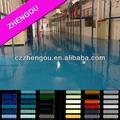 piso epóxi pintura para o hospital e fábrica de garagem tourney campo