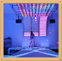 night club led disco panel China lighting