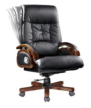 Traditional executive chair parts wooden base for sale