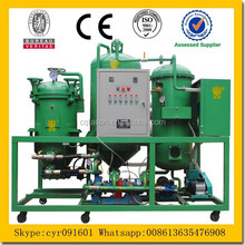 China patent tyre oil filtration with CE&ISO