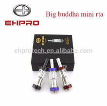 EHpro authentic Big Buddha mini 18mm v2 RTA atomizer, original Big Buddha mini RTA and Big Buddha mini RTA