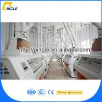 Wheat Grade Flour Mill Machine/Complete Flour Milling Process