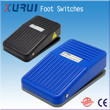 push button wireless foot switch / hot foot switch tattoo supply / plastic push button foot switch