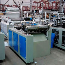 PE film bottom sealing plastic bag making machine