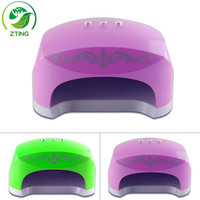 2015 best led nail dryer,24w foot and nail dryer,popular uv lamp nail dryer