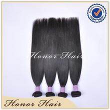 Best selling virgin brazilian hair weave 5a human hair weave color chart