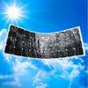 Economical high efficiency 6W to 300W mini flexible solar panel