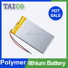 Rechargeable 3.7v 2000mah Lithium ion Polymer Battery