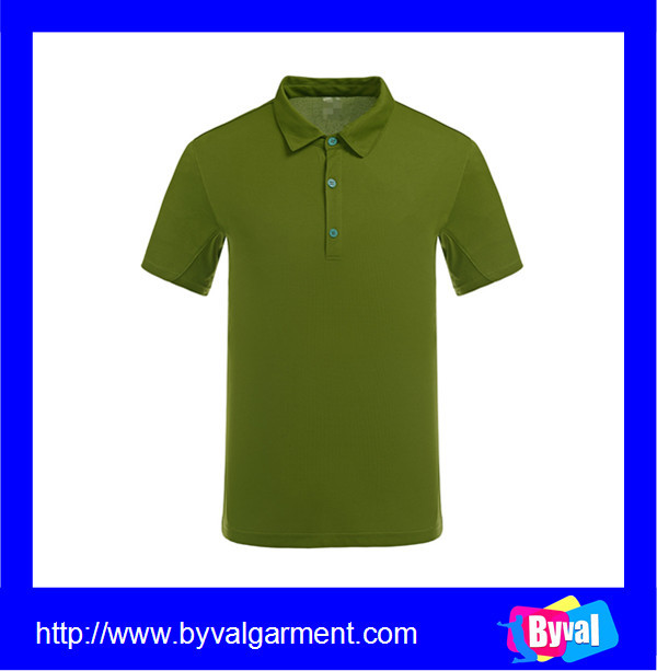 Custom dry fit mens wholesale golf polo shirt golf shirt for Custom dry fit shirts