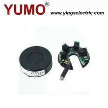 YUMO (IHU5208) UVW ID 8 OD 52mm mini line driver hollow disks optical rotary encoder price incremental optical Solid encoder