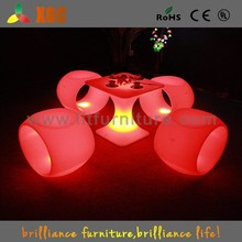 LED CHAIR modern footstools and ottomans