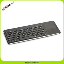Wireless bluetooth touchpad keyboard for Windows and Android