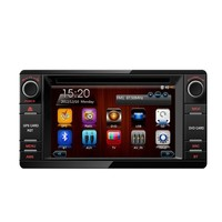Car DVD Player for Outlander 2013 Navigation Multimedia Touch Screen with GPS Bluetooth Automobiles
