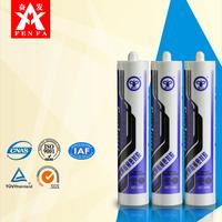 High temperature black rtv silicone sealant CWS-648