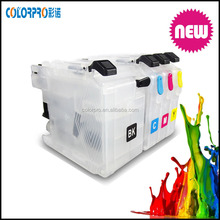 LC539 LC535 refill ink cartridge for Brother DCP J100 DCP-J105 MFC-J200
