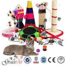 [Grace Pet] Little Pet Shop Cat Toys Sisal Balls