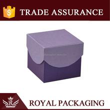 Custom Special Shape Tea Packaging Box